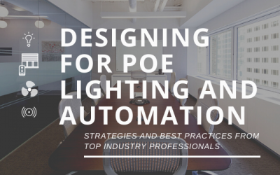 Designing for PoE Lighting and Automation